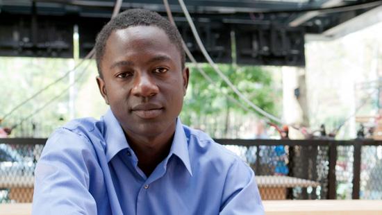 Portrait of Olatunbosum Obayomi