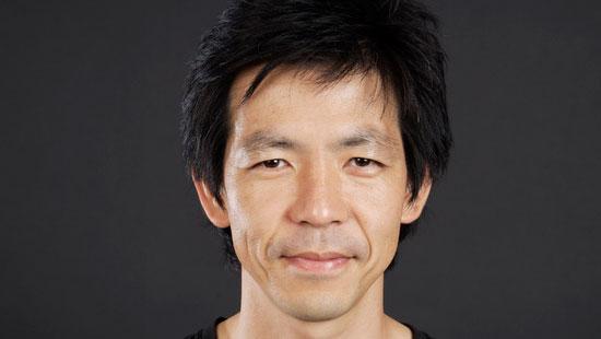 Portrait of Yoshiharu Tuskamoto