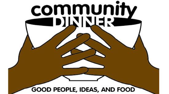 Community Dinner logo