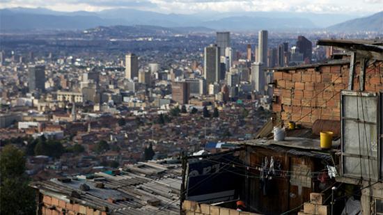 Still from Bogotá Change