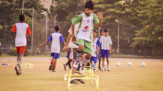 Football with a Kick