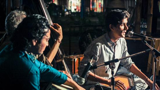 Mumbai Jamming