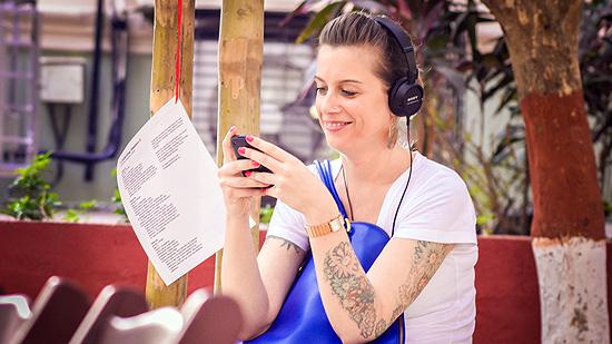 PUKAR Listening Stations