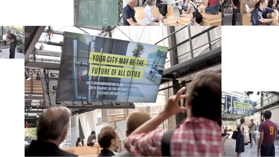 Views from the BMW Guggenheim Lab's tenure in New York