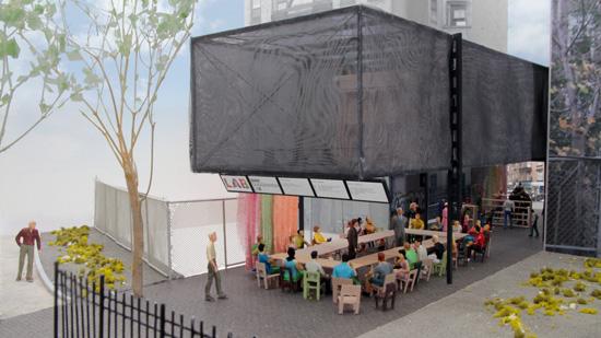 BMW Guggenheim Lab: Design Unveiling